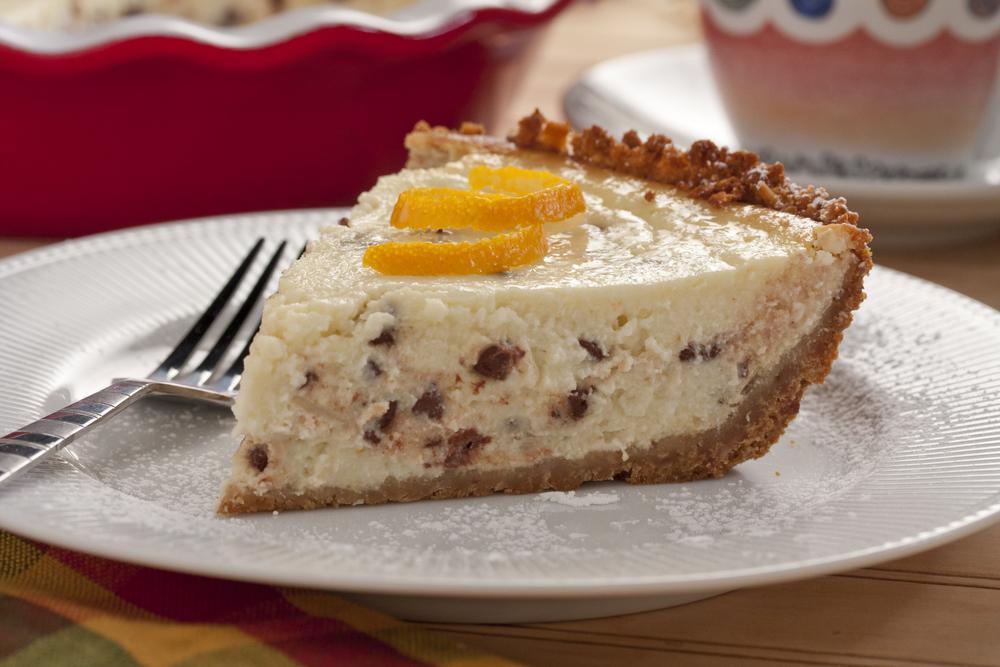 Cannoli Cheesecake Mrfood Com