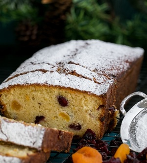 Cranberry and Apricot Homemade Bread Recipe