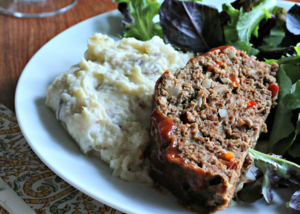 Classically Delicious Slow Cooker Meatloaf