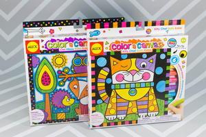 Color a Canvas