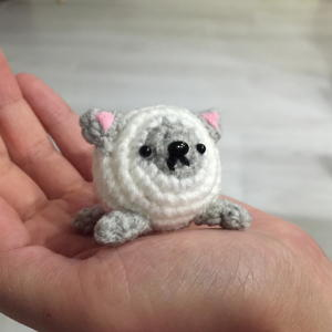 Adorable Cat Amigurumi