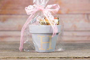 Itty Bitty DIY Party Favor Pots