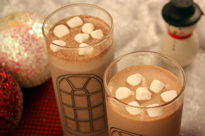 Chilled Hot Chocolate