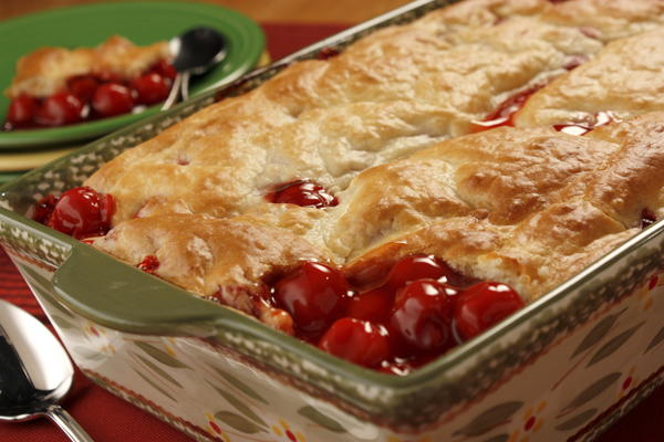 Recipes For Cherry Cobbler With Cake Mix