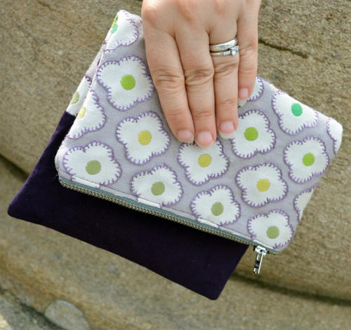 Fold Over Clutch Pattern