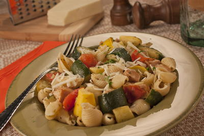 Chicken-and-Vegetable-Pasta