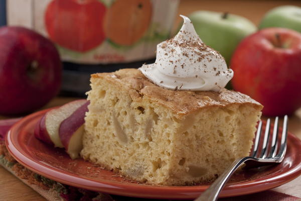 Johnny Appleseed Cake