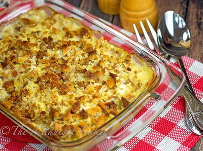 Pepper Jack Chicken Casserole