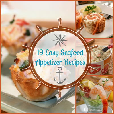 19 Easy Seafood Appetizer Recipes