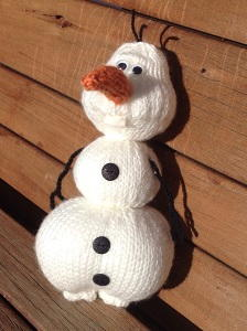 Frozen Olaf Toy