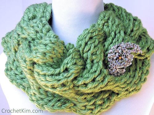 Rippling Waves Cowl