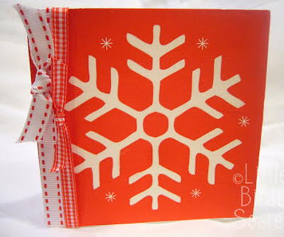 Christmas Napkin Cards