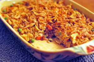 Grandma Betty's Crunchy Chicken Casserole