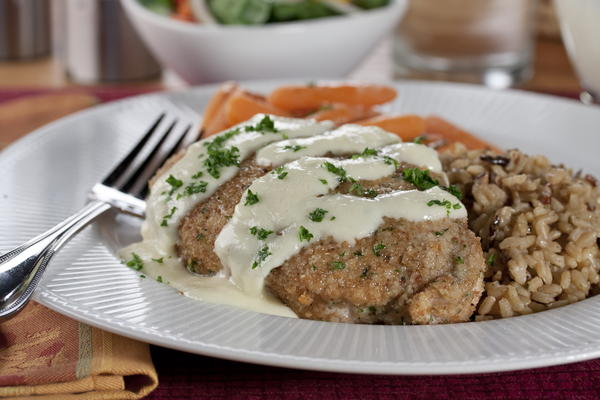 Garlic Parmesan Pork Chops