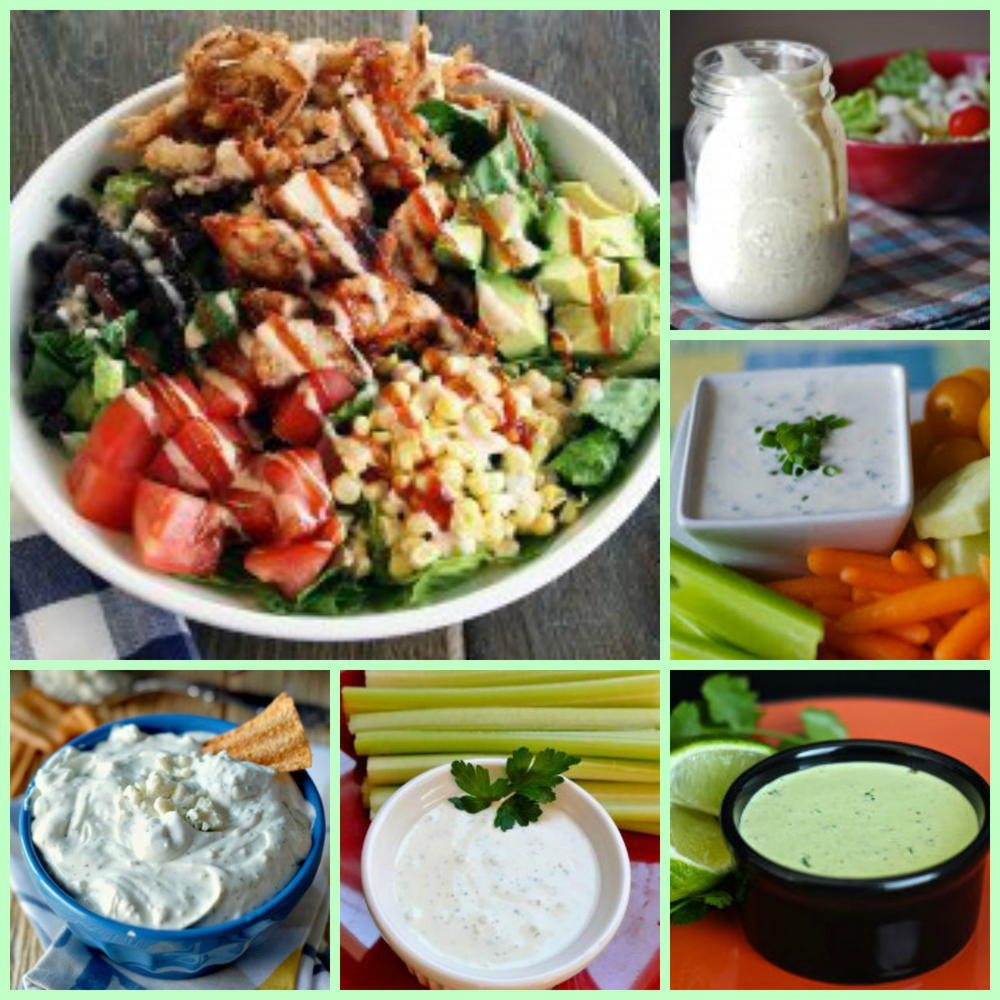 7 homemade ranch recipes for Easy ranch