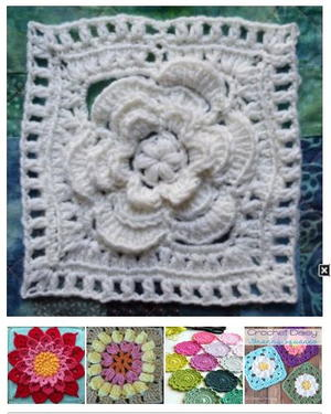Granny Square Patterns by Type