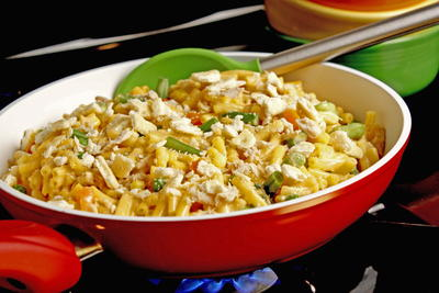 Stovetop Tuna Mac
