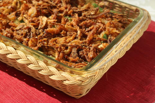 The Greatest Green Bean Casserole