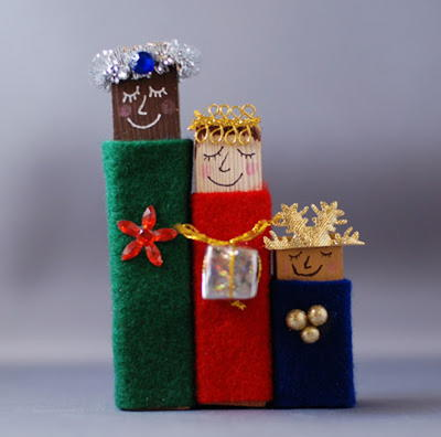 Three Kings Christmas Decor
