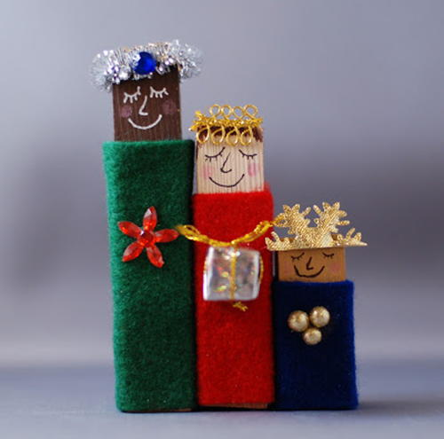 Three Kings Christmas Decor