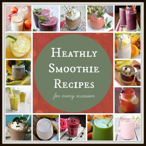 Healthy Smoothie Recipes for Every Occasion