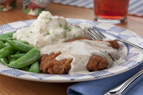 Southern Chicken-Fried Steak