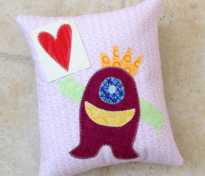 Tooth Fairy Pillow Pattern Sewing