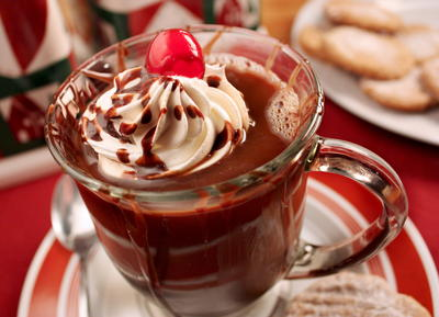 Chocolate Cherry Coffee