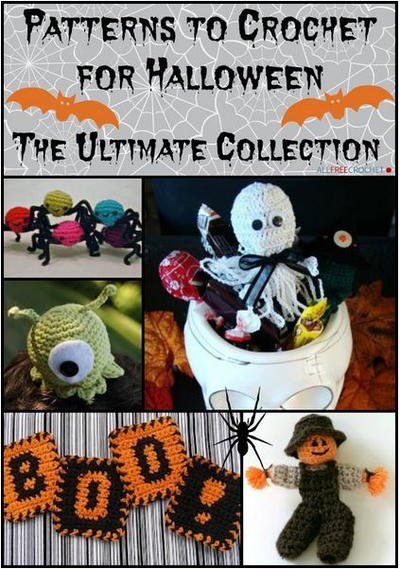 190 Patterns to Crochet for Halloween The Ultimate Collection