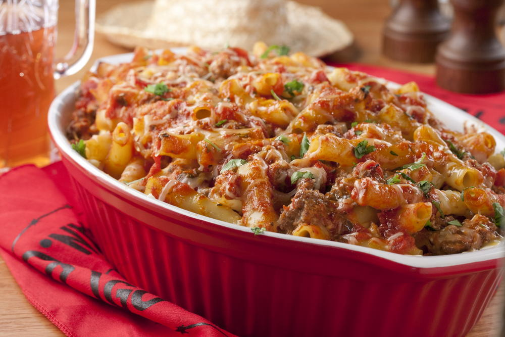 Easy beef pasta casserole recipes