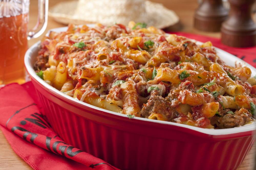 Easy beef pasta casserole recipes