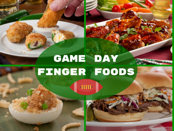 14 Game Day Finger Foods