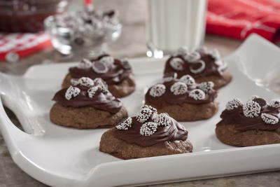 Chocolate Potato Cookies