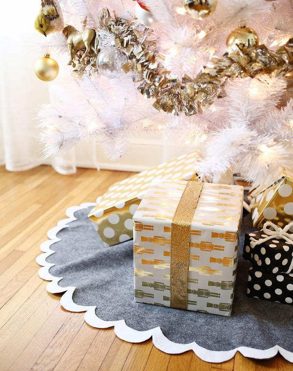 Christmas Tree Skirt Patterns Free