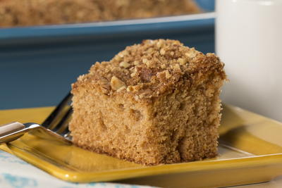 Country Lemon Coffee Cake