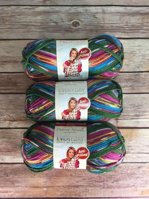 Deborah Norville Collection Parrot Yarn