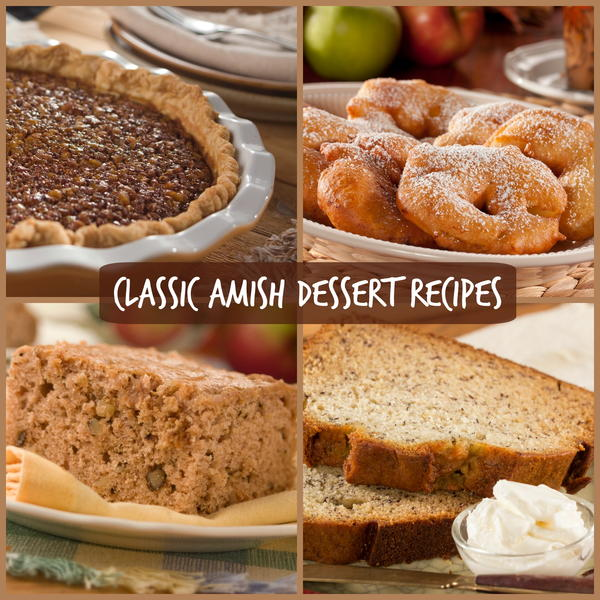 14 Classic Amish Dessert Recipes