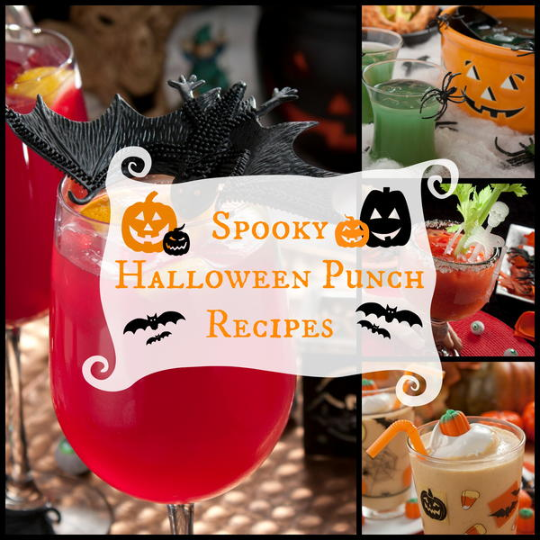 8 Spooky Halloween Punch Recipes