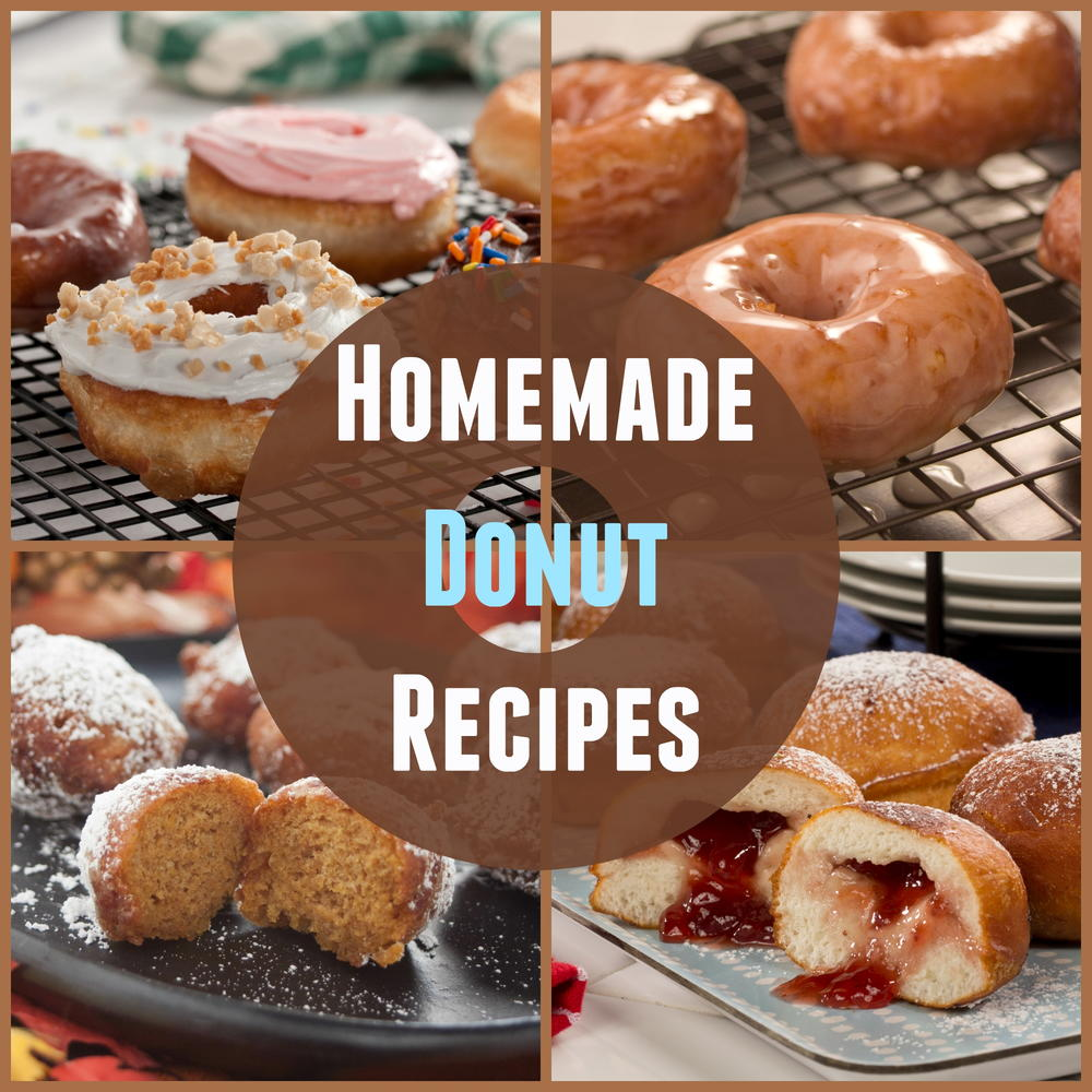 how a donut is made Turn your kitchen into a bakery and learn how to make your favorite breakfast pastry at home with these easy tips and tricks.