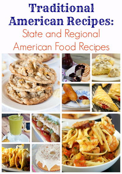 Traditional American Recipes