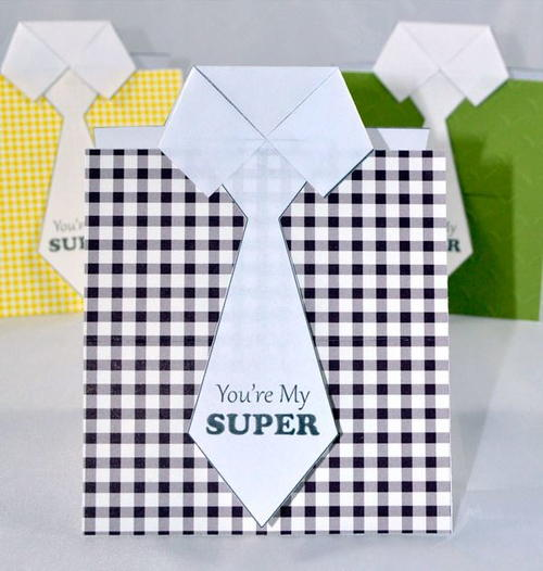 Super Dad Printable Card