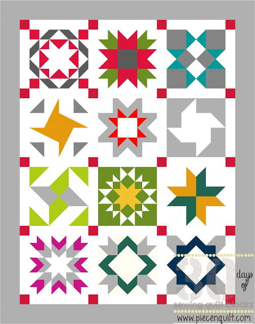 Christmas Tree Quilt Pattern Free