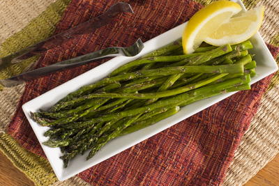 Simple Roasted Asparagus