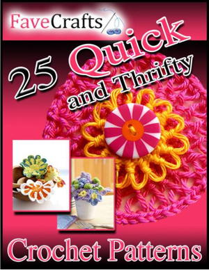 25 quick and thrifty free crochet patterns ebook favecrafts 25 quick and thrifty crochet patterns fandeluxe Images