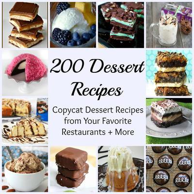200 Dessert Recipes