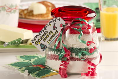 Christmas Morning Pancakes Mix