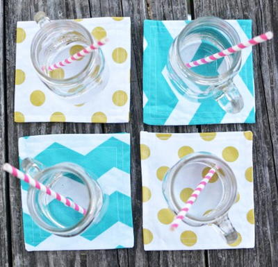Simple DIY Napkins