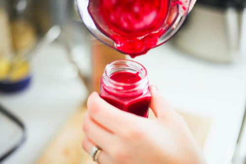 Ripe Red DIY Lip Stain