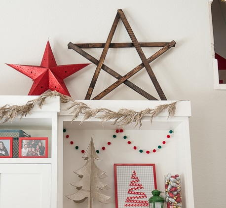 How to Make a Wooden Star