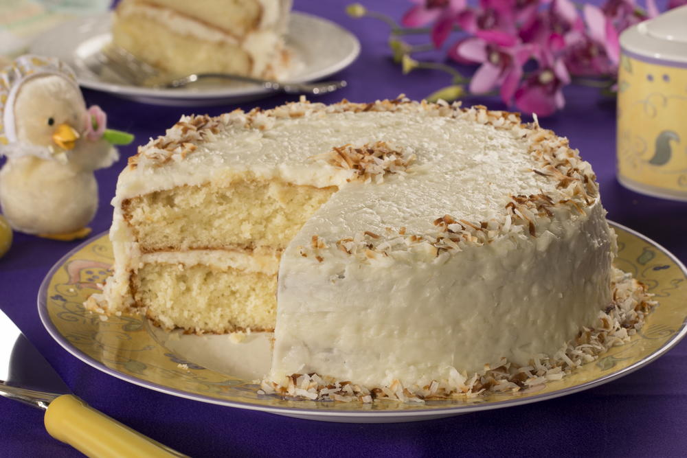 coconut layer cake coconut layer cake mrfood 2991